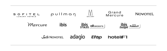 Accorhotels.com brands