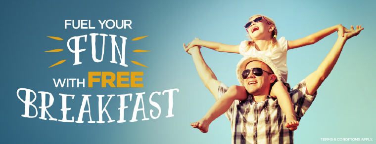 AccorHotels Fuel your fun with free breakfast