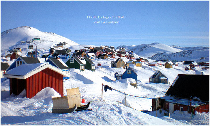 Ittoqortoormiit by Ingrid Ortlieb - Visit Greenland