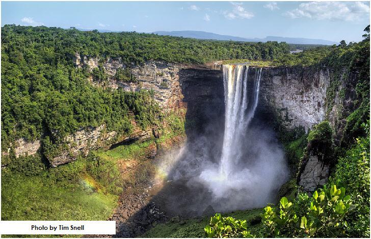 Kaieteur Falls, Kaieteur National Park, Guyana