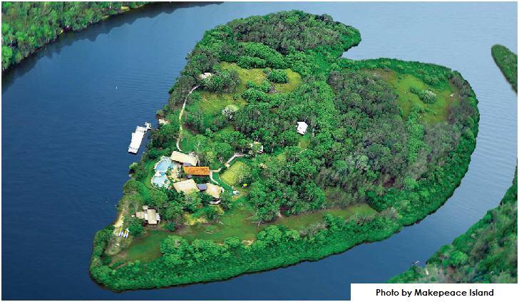 Makepeace Island, Australia