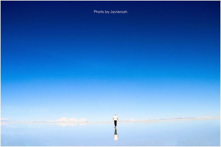 Uyuni Salt Flat, Bolivia by Javierosh