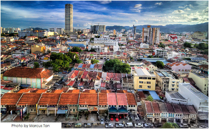 25 must visit in Malaysia, George Town, Penang