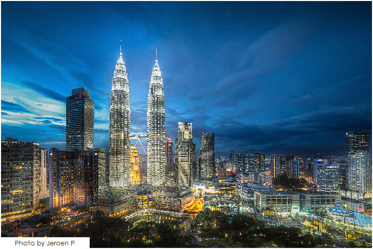 25 Malaysia must visit Petronas Twin Towers