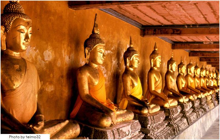 Bangkok, Wat Mahathat