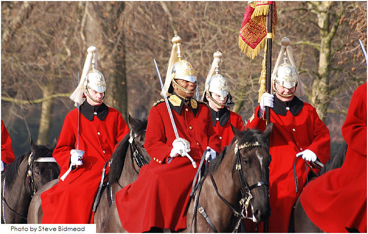 London, Horseguards