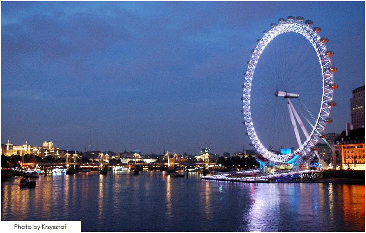 London, The London Eye