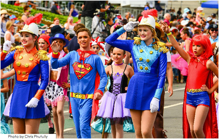 2014 Moomba Parade (60th Anniversary) Melbourne