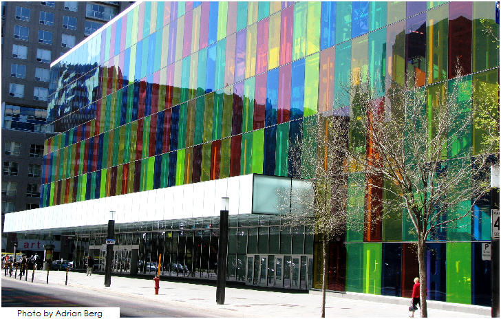 Montréal's convention centre