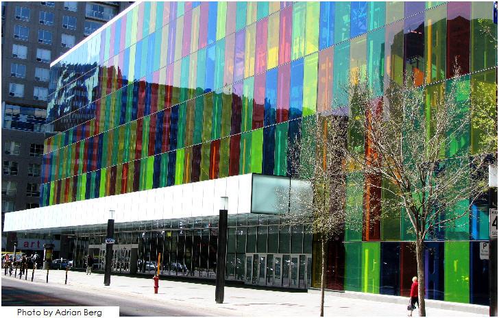 Montréal's convention centre