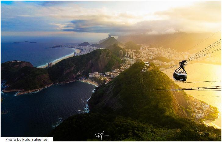 Rio de Janeiro's Sugarloaf Cable Car