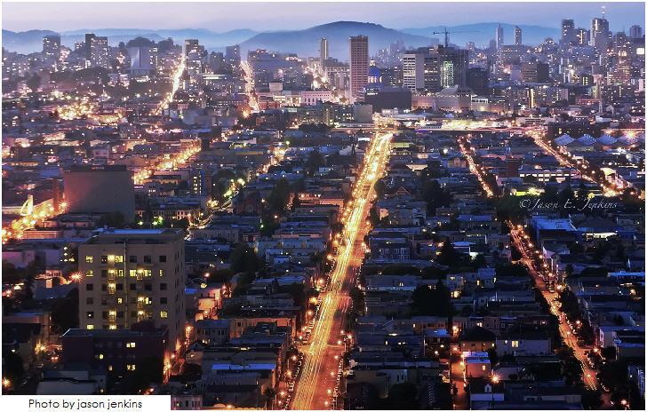 Goodnight San Francisco