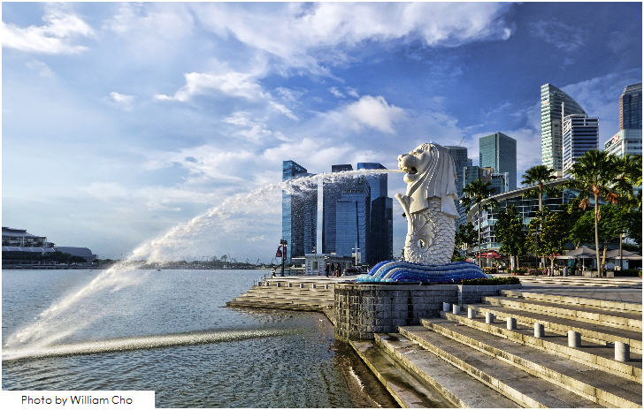 Singapore, The Merlion
