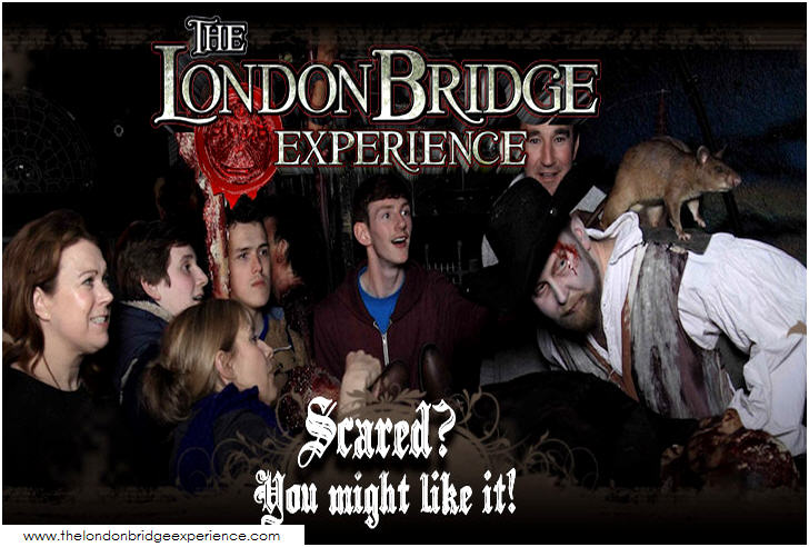 London Bridge Experience, 20 Top London Attractions