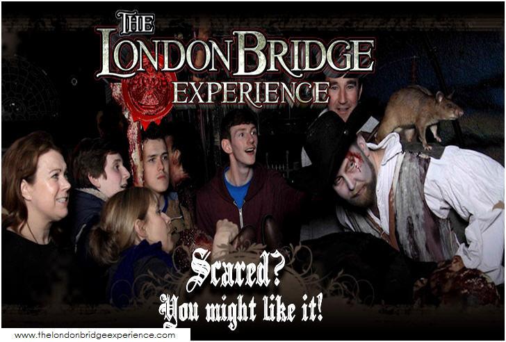 London Bridge Experience, 20 Top London Attractions