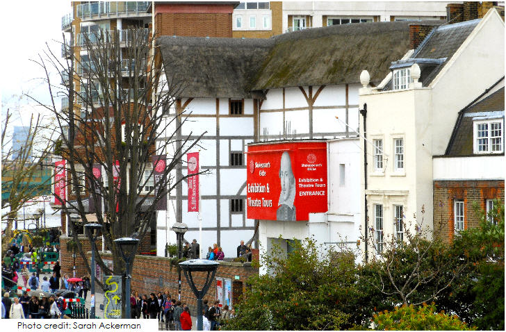 Shakespeare's Globe Theatre, 20 Top London Attractions
