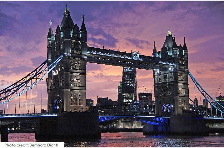 Tower Bridge, 20 Top London Attractions