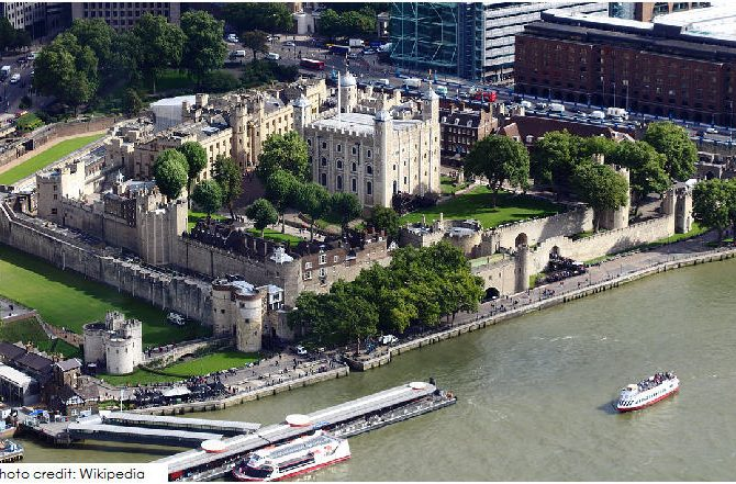 Tower of London, 20 Top London Attractions