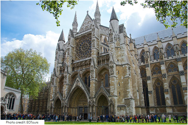 Westminster Abbey, 20 Top London Attractions
