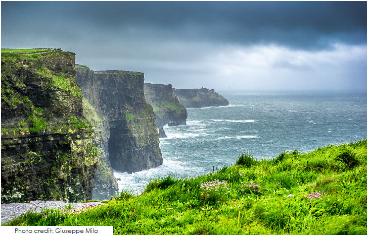 Ireland, Cliffs of Moher, Liscannor