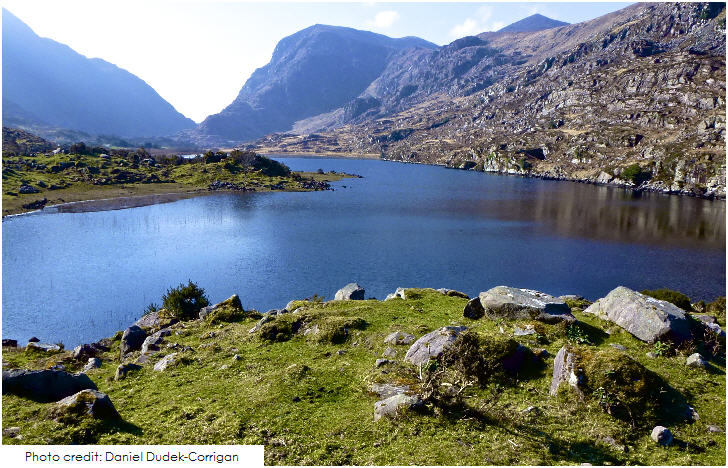 Ireland, Gap of Dunloe, Count Kerry