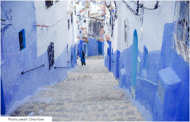 Morocco, Chefchaouen