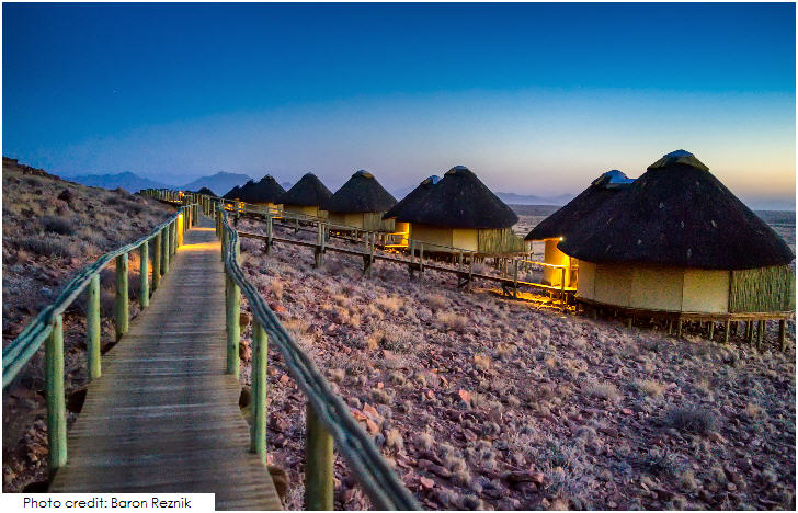 Namibia Sossus Dune Lodge