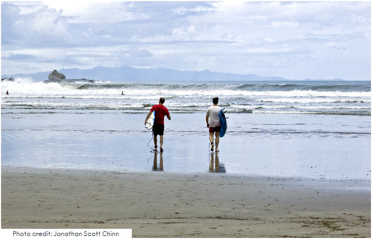 Nicaragua Surfers San Juan del Sur