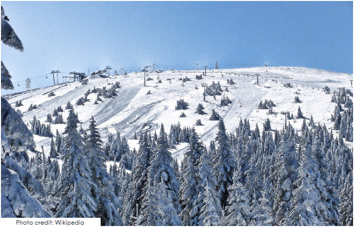 Serbia Kopaonik winter resort