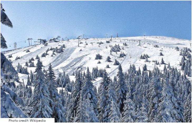 Serbia Kopaonik winter resort
