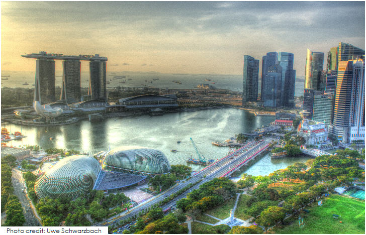 Singapore Lonely Planet's Top 10 Countries to visit in 2015