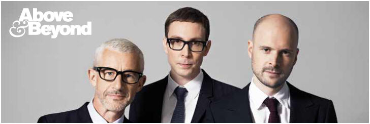 ZoukOut Above & Beyond 2014