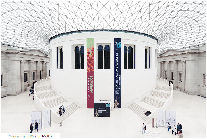British Museum, 20 Top London Attractions