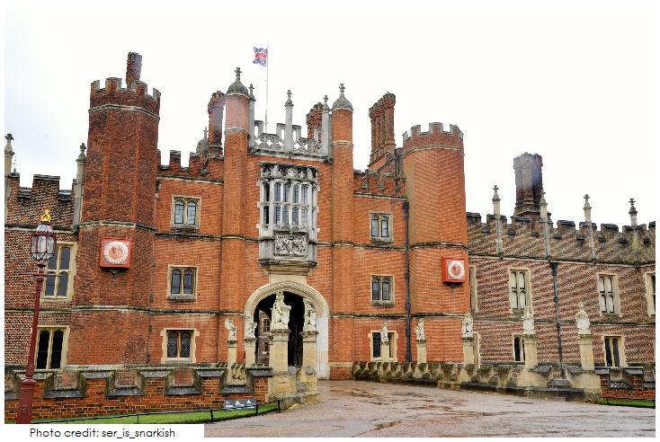 Hampton Court Palace, 20 Top London Attractions