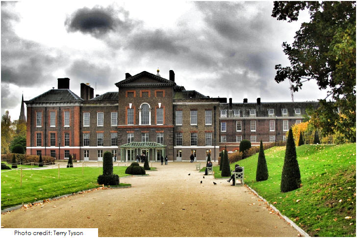 Kensington Palace, 20 Top London Attractions
