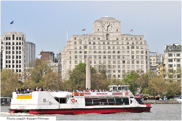 Thames River Cruise, 20 Top London Attractions