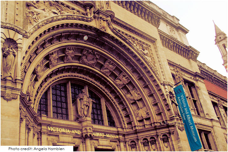 Victoria & Albert Museum, 20 Top London Attractions