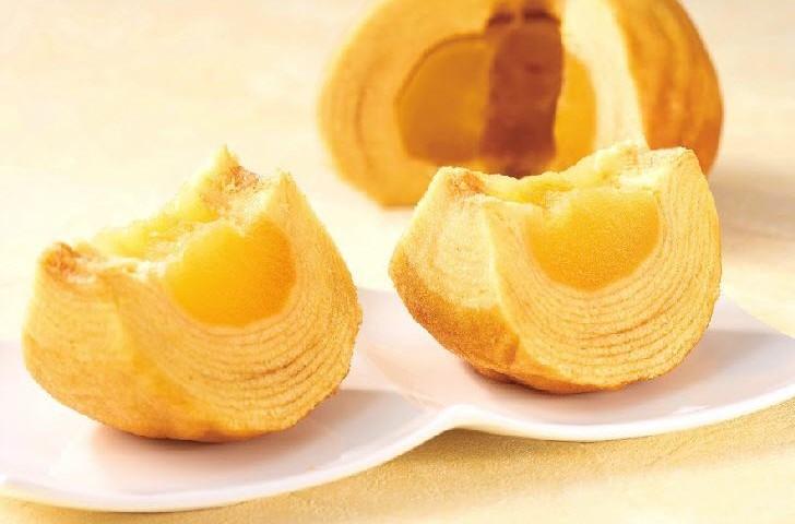 Ginza apple kuchen