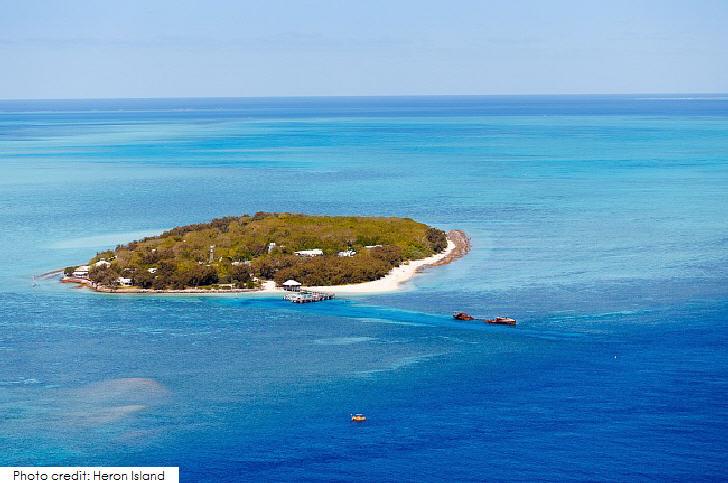 Heron Island, Southern Great Barrier Reef, Australia