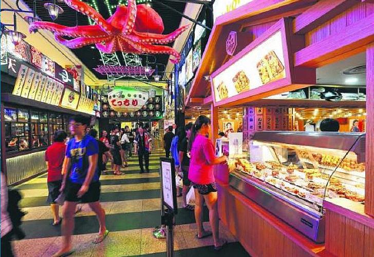 Japan Gourmet Festival debuts at Jurong Point, Singapore
