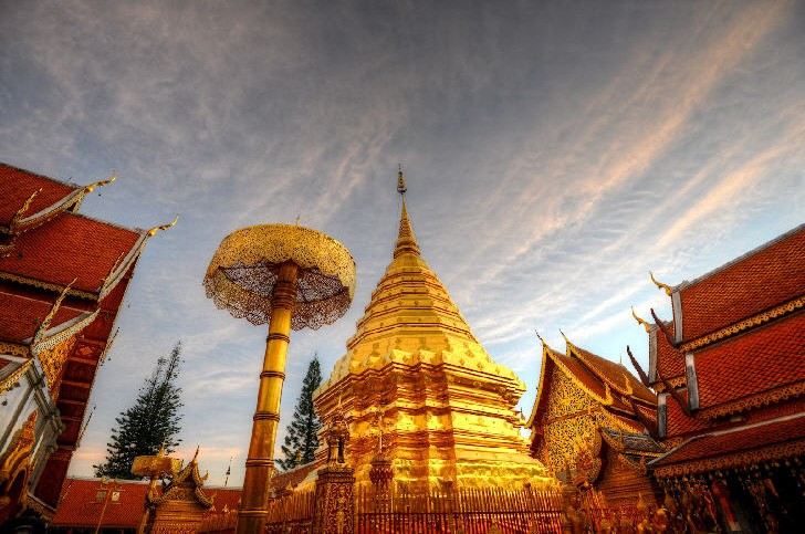 Chiang Mai, Wat Phra That Doi Suthep