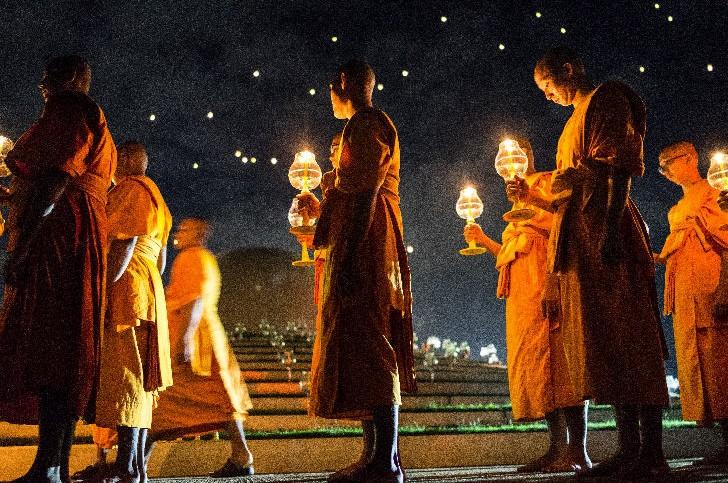 Chiang Mai, Yi Peng Festival