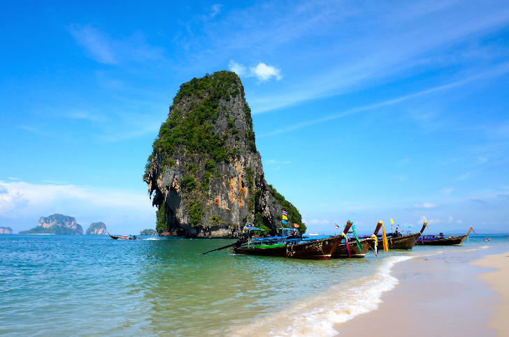 Thailand, Krabi