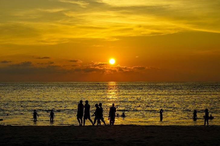 Patong, Sunset