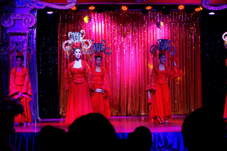 Pattaya, Cabaret Shows