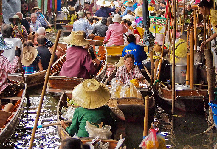 Bangkok - City of Angels