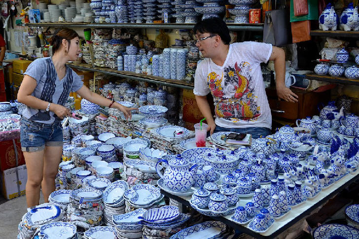 Chatuchak Weekend Market (Jatujak Market), Bangkok