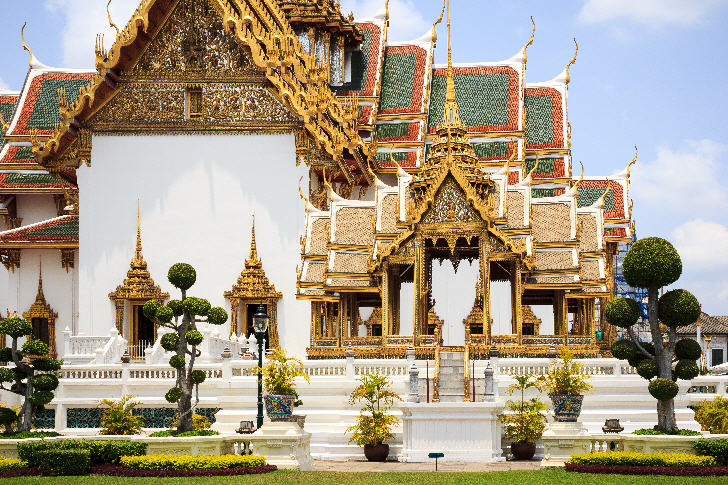 Grand Palace and Wat Phra Kaeo, Bangkok