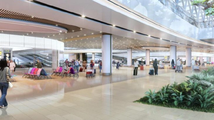 Seamless integration with Jewel Changi Airport