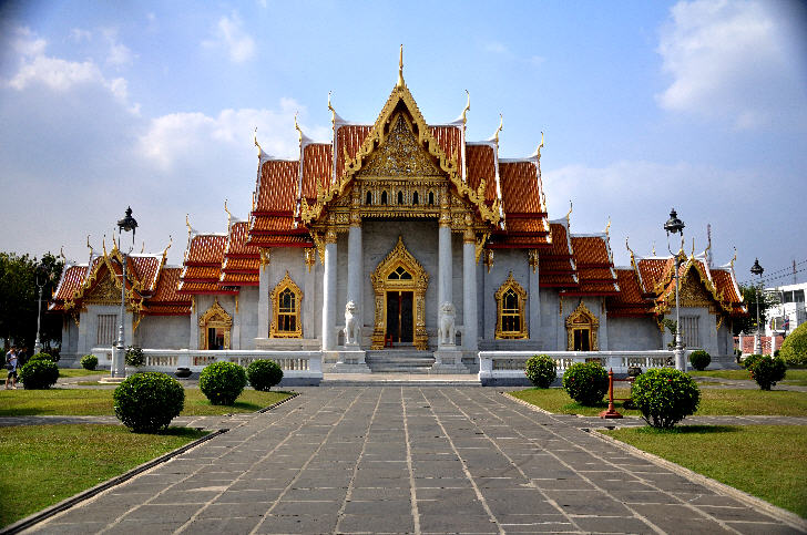 17 Places to visit in Bangkok, the City of Angels